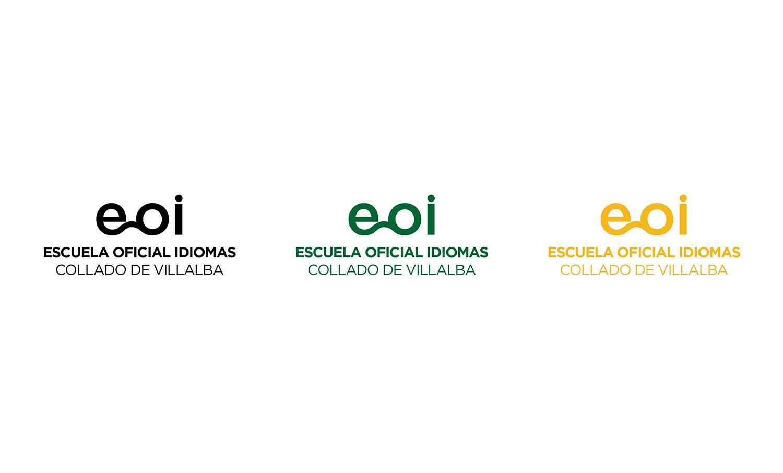 Diseño logotipo EOI Collado Villalba