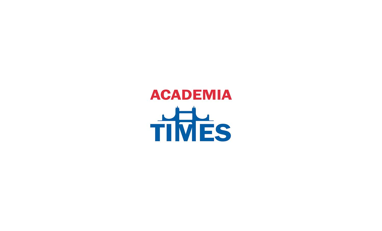 Rediseño identidad corporativa Academia Times