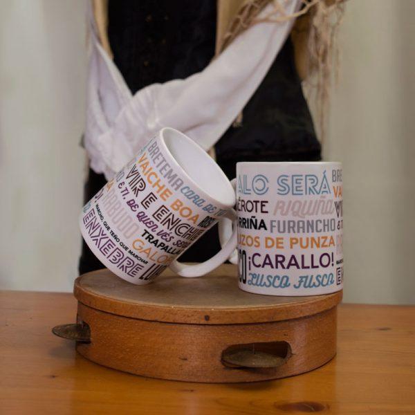 Taza cerámica - Frases Andrea Candamio
