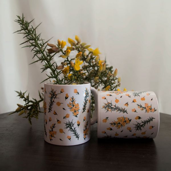 Taza cerámica - Toxo Andrea Candamio